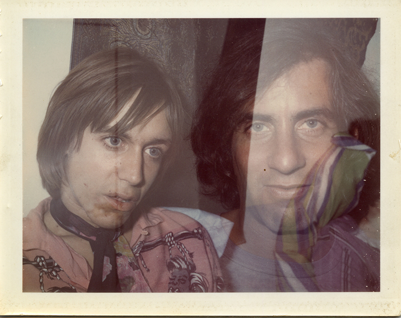 Iggy Pop and Danny Fields in DANNY SAYS, a Magnolia Pictures release. Photo courtesy of Magnolia Pictures.